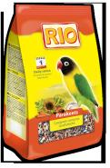 RIO Корм для средних попугаев Основной рацион (1 кг)
