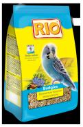 RIO Корм для волнистых попугайчиков Основной рацион (1 кг)