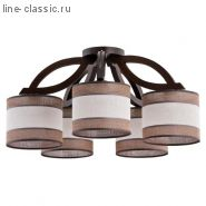 Люстра TK Lighting 153 Cortes Venge 5