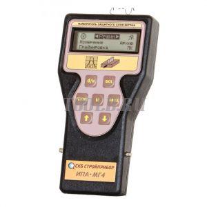 ИПА-МГ4 - измерители защитного слоя бетона