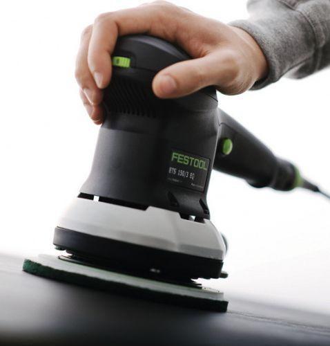 Эксцентриковая шлифовальная машинка ETS 150/3 EQ