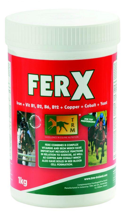"""FerX """"TRM"""" Витамины """"В"""", железо, кобальт, медь и дрожжи. 1 кг"""