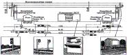16962-00-00-03 СТАКАН С КАБЕЛЬНОЙ МУФТОЙ (на 6 двухконтактных клемм и две 12-тиконтактные клеммы)