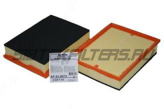 AF0072/1 с предочистителем OEM: VAG 074 129 620A, VOLKSWAGEN Transporter 1.9, 2.0, 2.4, 2.5, 2.8 (body T4), Caravelle 1.9, 2.0, 2.4, 2.5, 2.8 (body T4)