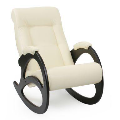 Кресло-качалка, модель 4 б/л (экокожа)