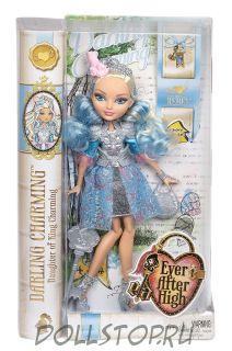 кукла Дарлинг Чарминг Базовая - Darling Charming (Ever After High Daughter of King Charming Doll)