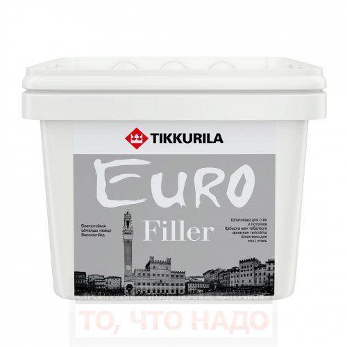 Шпатлевка Euro Filler