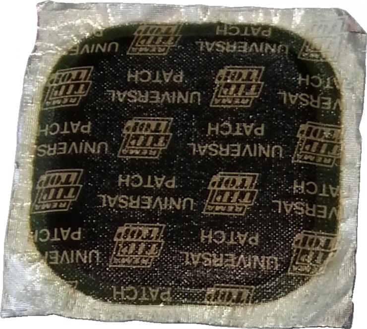 Пластырь универсальный на проколы UN-8 OXI