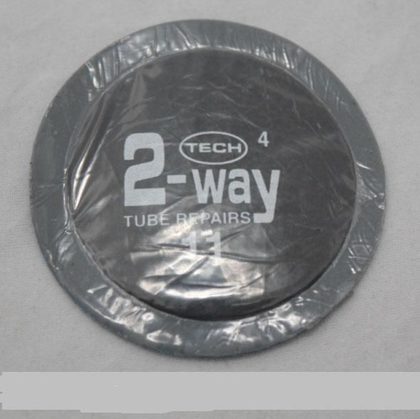 Заплатка круглая 12 TECH