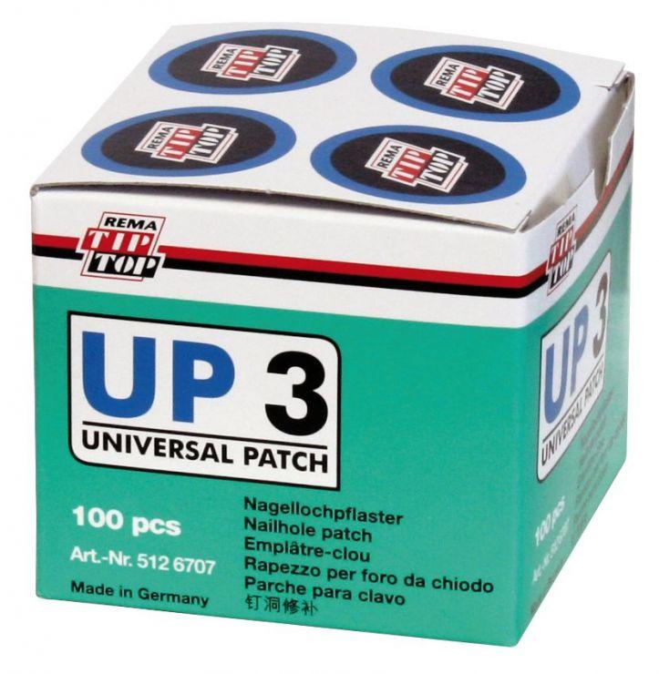 Универсальные пластыри UP3 TIP-TOP