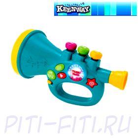 "KEENWAY. Музыкальная труба, серия ""Music Kidz"""