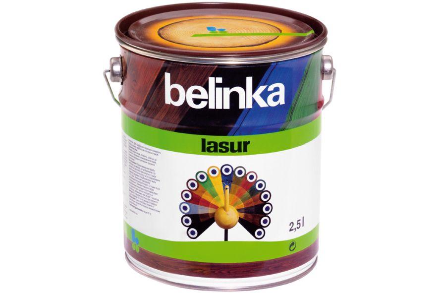 Лазурь для защиты древесины  BELINKA LASUR
