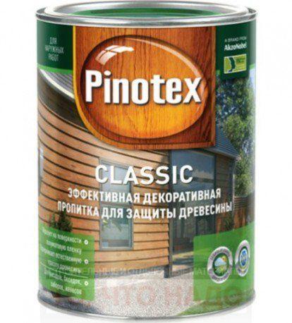 Пропитка-антисептик Pinotex Classic