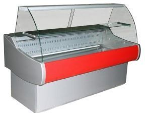 Витрина холодильная Полюс ВХС-1,5 ЭКО MINI