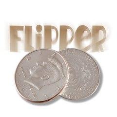 Super flipper coin half dollar (Magnetic)
