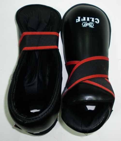 Защита стопы (футы), CLIFF,  материал DX чёрная, размер L