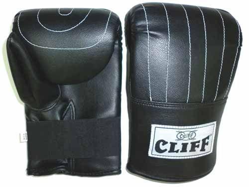Перчатки  снарядные CLIFF,  PVС, чёрные