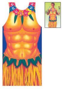 Фартук гавайский мужской