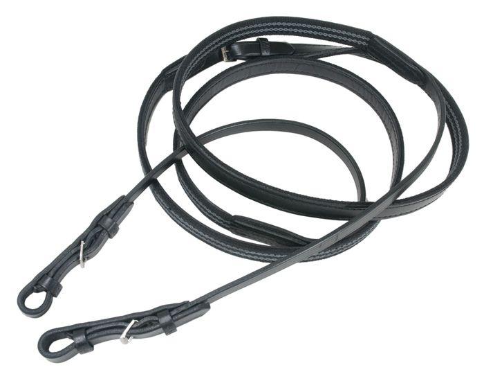 Повод W-Profile хлопок с резиновой строчкой