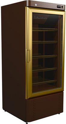 Витрина холодильная полюс carboma r560 св