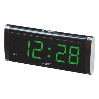 VST730-4 часы 220В зел.цифры
