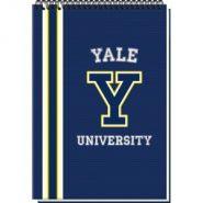"Блокнот ""Yale Blue"" 80 л., А4 (арт. 50273-YL/BL)"