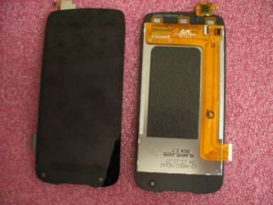 LCD (Дисплей) Fly IQ4405 EVO Chiс 1 (в сборе с тачскрином) (black) Оригинал