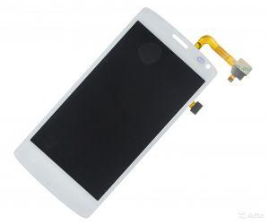 LCD (Дисплей) Fly IQ4417 ERA Energy 3 (в сборе с тачскрином) (white) Оригинал