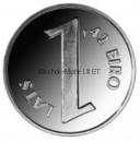 Латвия 1 лат 2013 Паритет