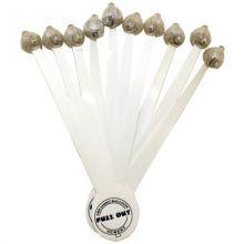 Светодиод для подсветки шара (белый)