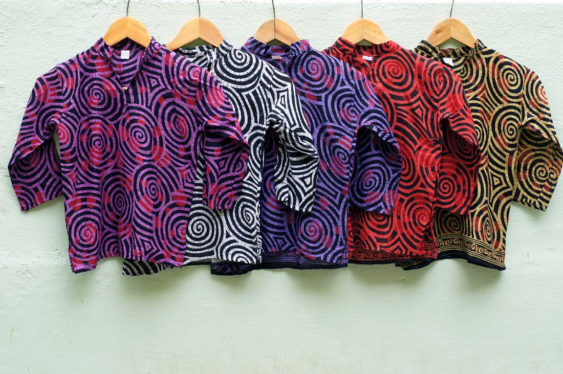 Детские индийские рубашки (курты)