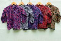 Детские индийские рубашки (курты), купить с доставкой из Индии