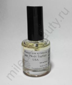 Масло для кутикулы Top Nail TN-01 Cut oil 15 (Ваниль)