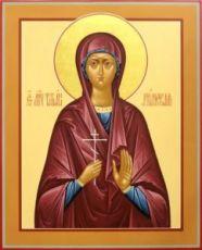 Икона Татьяна Римская (рукописная)