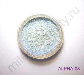 Жидкая слюда ALPHA-03