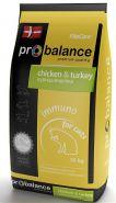 ProBalance Adult Immuno Protection Корм сухой для взрослых кошек (курица/индейка) (10 кг)