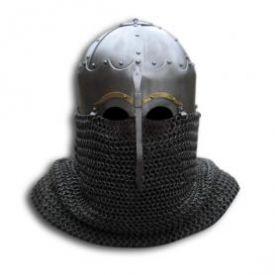 Шлем тюрбанный из Топкапу-Сарая.