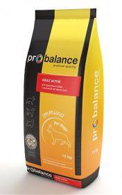 ProBalance Adult Active Корм сухой для взрослых собак с высокой активностью (15 кг)
