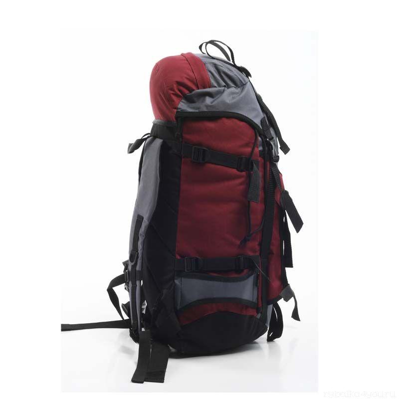 Купить Рюкзак PRIVAL Маршрутный 45 литров Красный