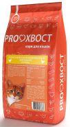 PROХВОСТ Корм сухой для кошек с курицей (10 кг)