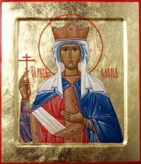 Икона Елена, царица (рукописная)