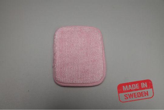 Smart Microfiber Салфетка-губка розовая 16 х 12 см