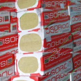 Теплоизоляция плитная Изорок ПП-60