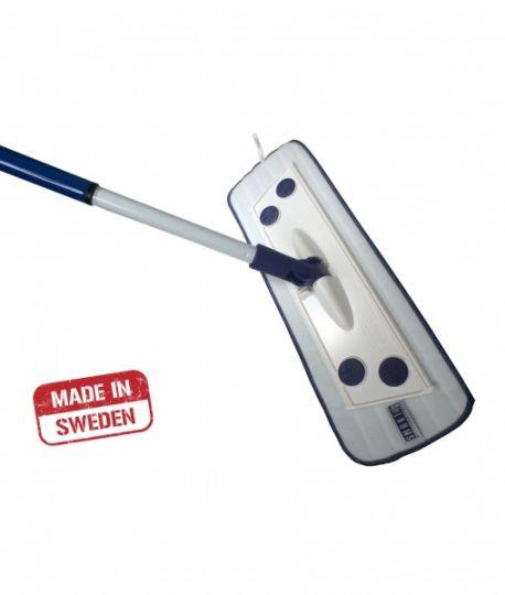 Smart Microfiber Швабра бытовая с алюминиевой ручкой 1 насадка влажная