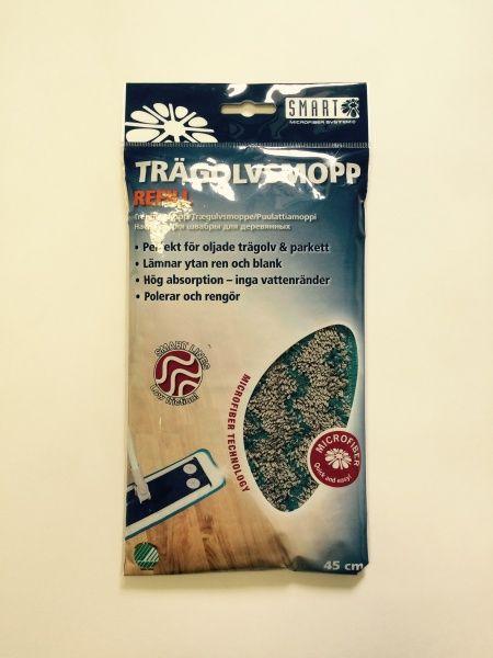 Smart Microfiber Насадка для мытья паркета 45 см