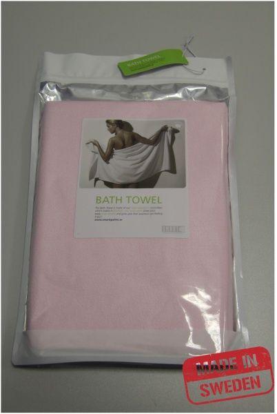 Smart Microfiber Полотенце банное 80 х 150 см розовое
