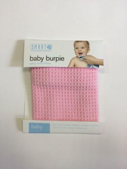 Smart Microfiber Детская салфетка 22 х 32 см розовая