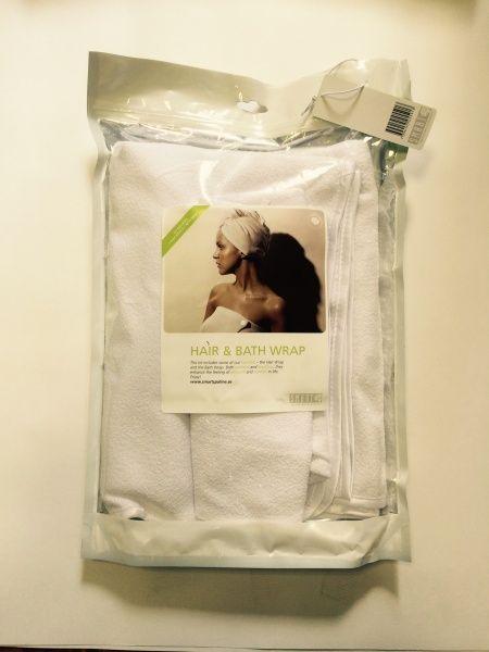 Smart Microfiber Комплект: тюрбан + полотенце для сауны серия Limited Edition