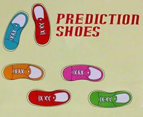Prediction Shoes - Обувное предсказание