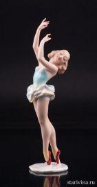 Балерина, Hutschenreuther, Германия., артикул 01941